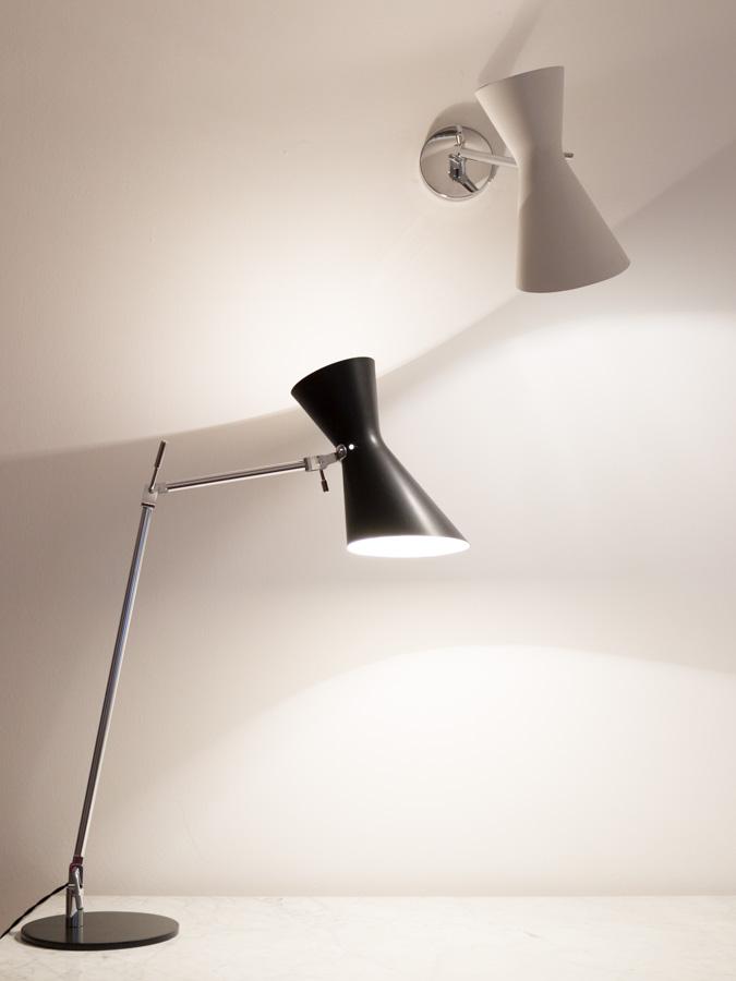 Lampada da Soffitto Orientabile. Stilnovo Vintage Anni  50 a7c204cb59c