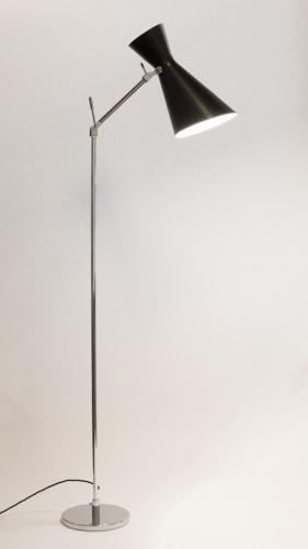 Lampada da terra stilnovo vintage anni 39 50 arteluce for Lampada da terra bambini